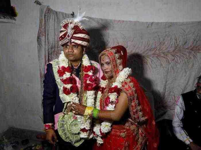 Bukti Persaudaraan Islam dan Hindu, Tetangga Muslim Lindungi Pernikahan Pengantin Hindu