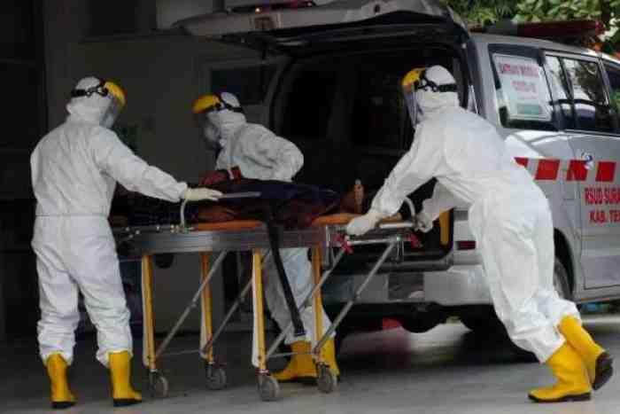 Update Virus Corona di Indonesia, 117 Positif, 5 Meninggal Dunia