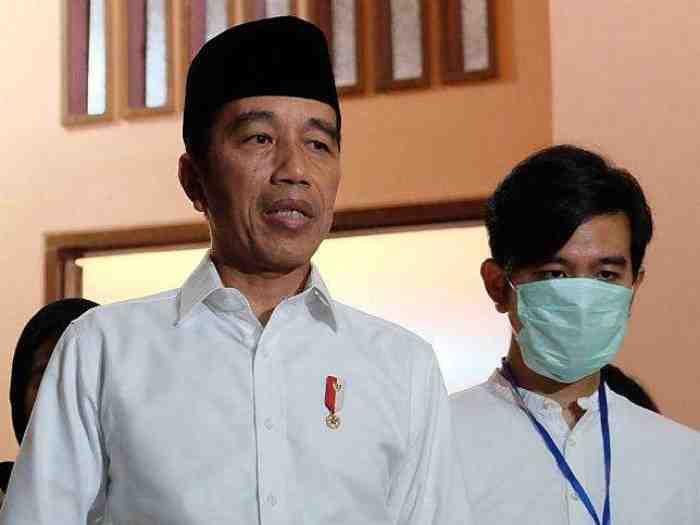 Presiden Jokowi Ungkap Penyebab Kematian Ibundanya
