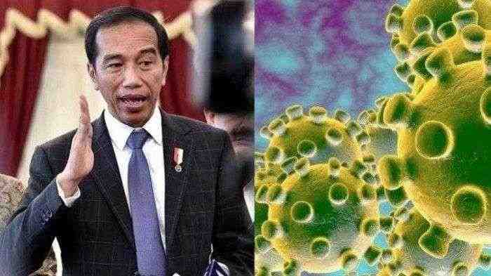 Presiden Jokowi Yakin Corona Hilang Seiring Gantinya Tahun