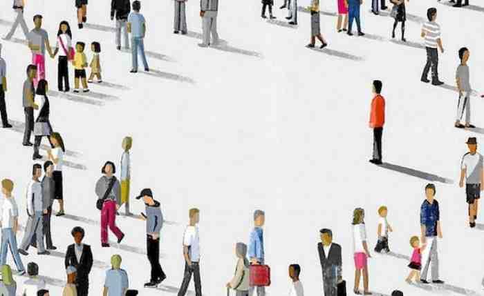 `Social Distance` Ampuh Cegah Penyebaran Corona, Simak Info Lengkapnya