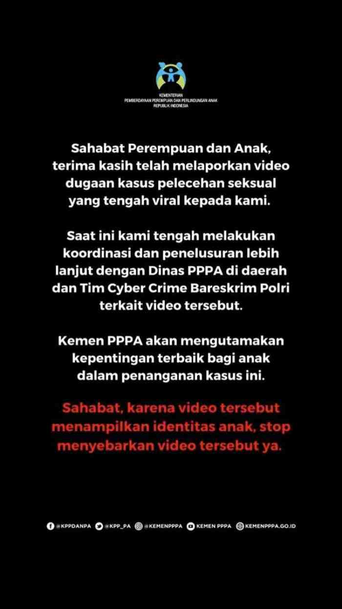 Fakta, Viral Video Siswi SMA Digerayangi 3 Cowok dan 1 Wanita