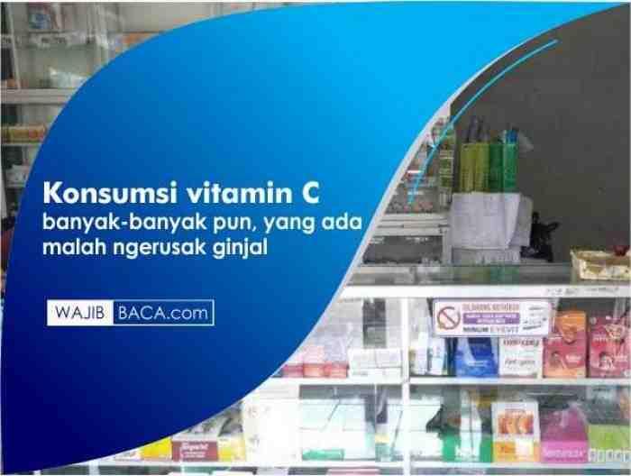 Konsumen Resah Vitamin C Langka, Padahal Kata Ahli Tak Bisa Tangkal Corona