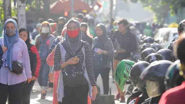 Ilmuwan Dunia Khawatirkan Indonesia dalam Tangani Wabah COVID-19
