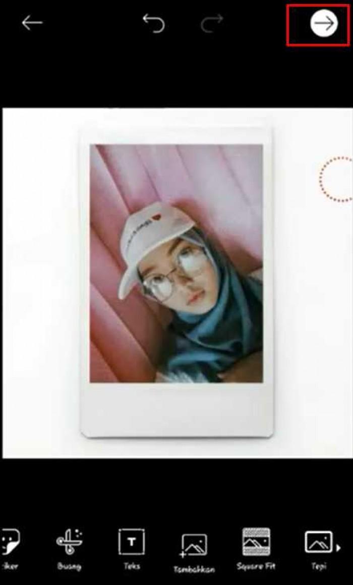 Cara Edit Foto Polaroid Hanya Bermodalkan Smartphone