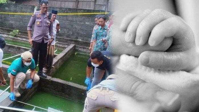 Tragis, Malu Hamil di Luar Nikah, Ibu ini Buang Bayinya ke Kolam Ikan Lele