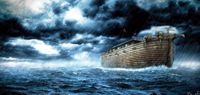 Kapal Nabi Nuh Ditemukan di Turki pada Ketinggian 12.000 Kaki