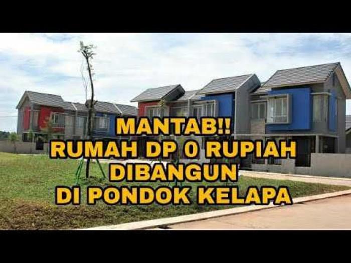 Viral, Realisasi Program Rumah DP 0 Rupiah