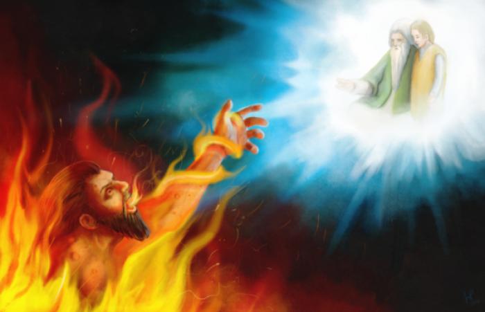 Tingkatan Serta Penjelasan Surga dan Neraka