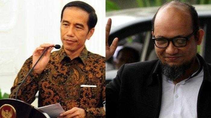 Jokowi: Penyiram Air Keras Novel Baswedan Segera Diumumkan