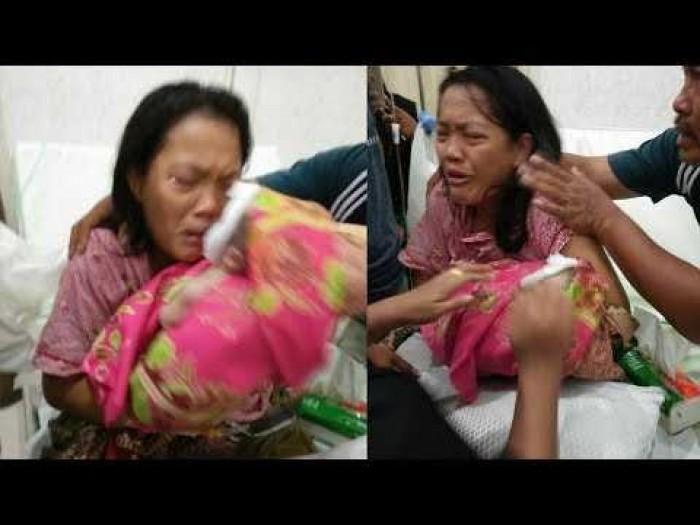 Tragis! Bayi 40 Hari di Kebon Jeruk Tewas Usai Tersedak Pisang