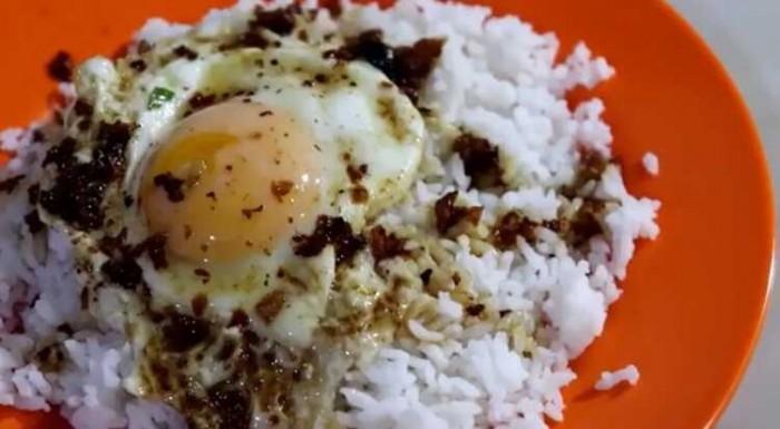 Stop Makan Nasi Plus Telur, ini Akibatnya