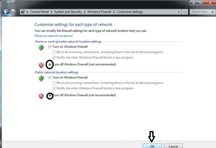 Cara Mematikan Firewall Windows 10, 8, dan 7