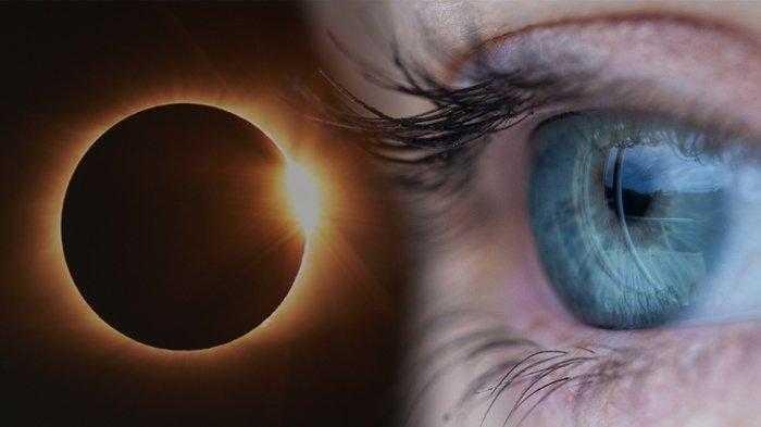 Awas Penyakit Solar Retinopathy, Dapat Menyerang Akibat Menatap Gerhana Matahari