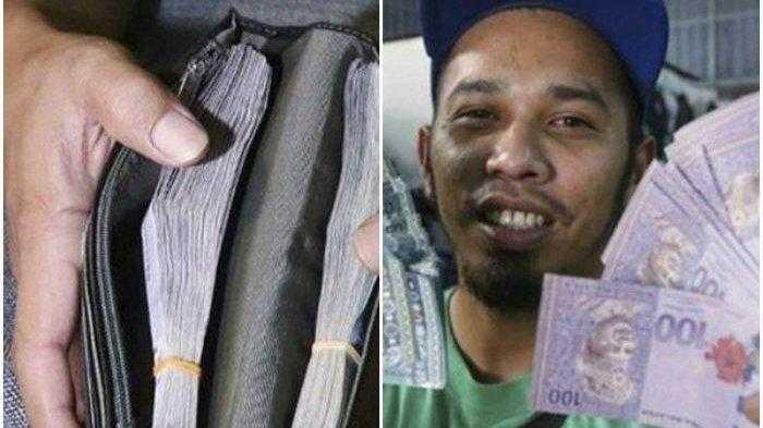 Modal 300 Ribu, Pria ini Mendapat Untung 71 Juta dengan Tak Terduga