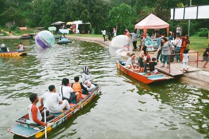 7 Tempat Wisata Sentul Bogor yang Kekinian