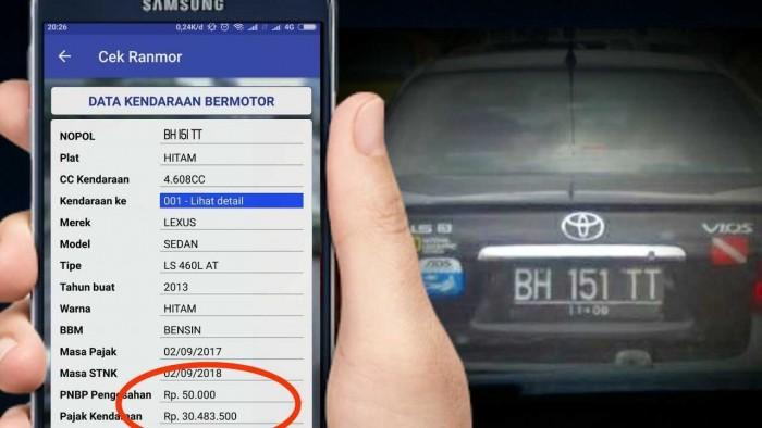 Lebih Mudah Begini Cara Cek Pajak Mobil Motor Secara Online