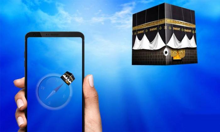 5 Aplikasi Penunjuk Arah Kiblat Online