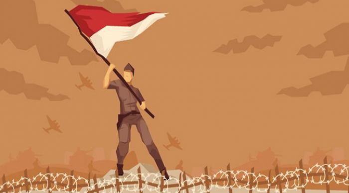 Kumpulan Poster Hari Pahlawan dan Makna Hari Pahlawan