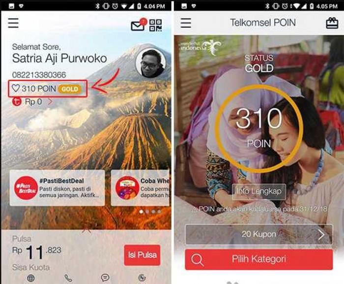 Panduan Lengkap Cara Tukar Poin di My Telkomsel App