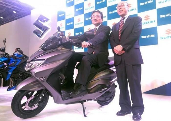 Review Suzuki Burgman 125, Sepesifikasi dan Harga