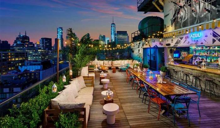 Referensi Rooftop Bar di 4 Kota Besar Indonesia