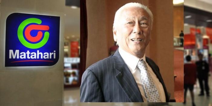 Biografi Hari Darmawan - Pendiri Matahari Dept Store