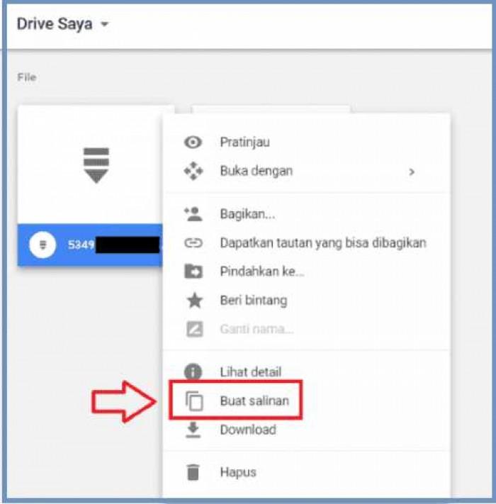 4 Cara Download Google Drive Dokumen dan File