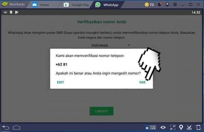 Cara Video Call Whatsapp di Laptop dengan Emulator Android