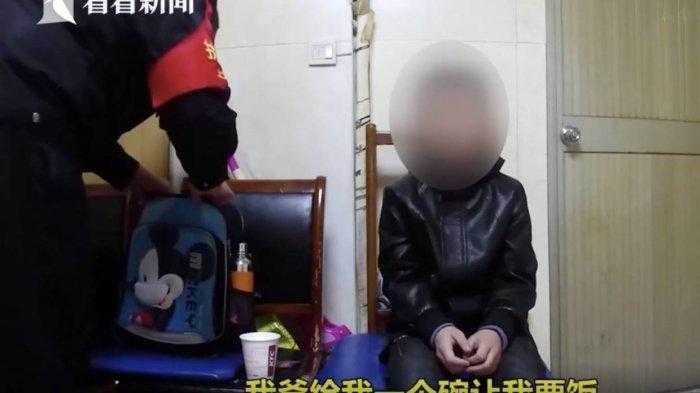 Tak Mau Kerjakan PR, Ayah Tinggalkan Anak di Stasiun Sebagai Hukuman