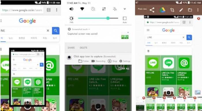 8 Aplikasi Screenshot Smartphone Android Terbaik
