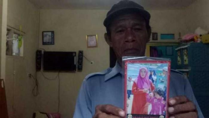Tanya Soal Kejadian Istrinya yang Tewas Ditabrak Herley, Syahroni Malah Dibentak Polisi