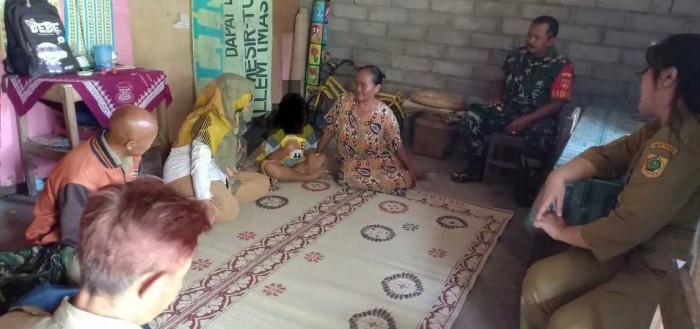 Sadis Gadis di Wonogiri ini Dianiaya Ayah Tiri Hanya Gara-gara Hal Sepele
