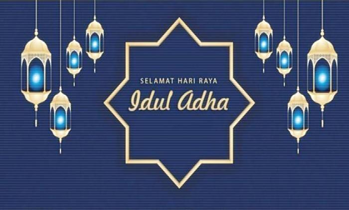 Ucapan Hari Raya Idul Adha Bahasa Indonesia dan Inggris