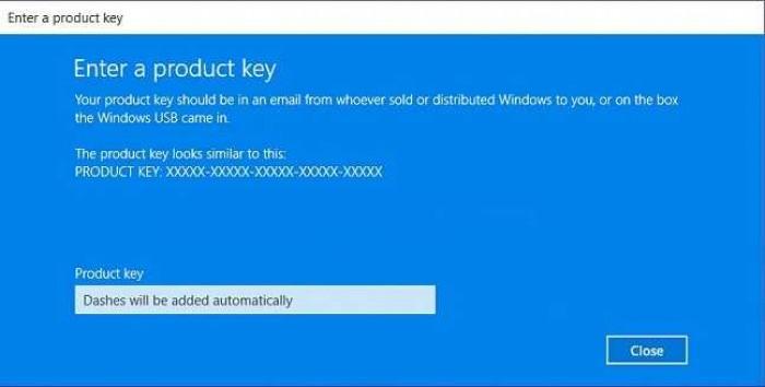 Cara Mendapatkan Product Key Windows 10, 7, dan 8 Gratis
