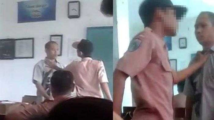 Viral 2019: Siswa SMP di Gresik Tantang Duel Gurunya, Hotman Paris Ikut Turun Tangan