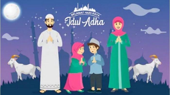 Kumpulan Kata Kata Ucapan Selamat Idul Adha