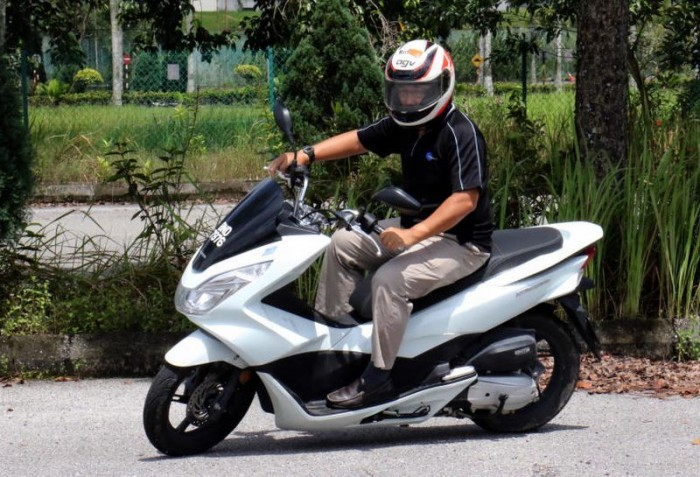 Compare Akselerasi Top Speed Nmax vs Pcx