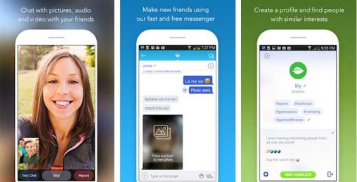 5 Aplikasi Random Video Call Dijamin Seru Banyak Teman Baru