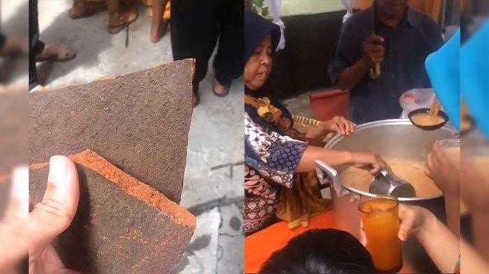 Fakta Dibalik Viral Video Penjual Es Dawet di Solo Bayarnya Pakai Genteng