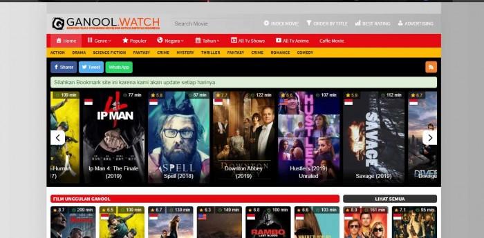 5 Situs Nonton Film Box Office Streaming Online Subtitle Indonesia