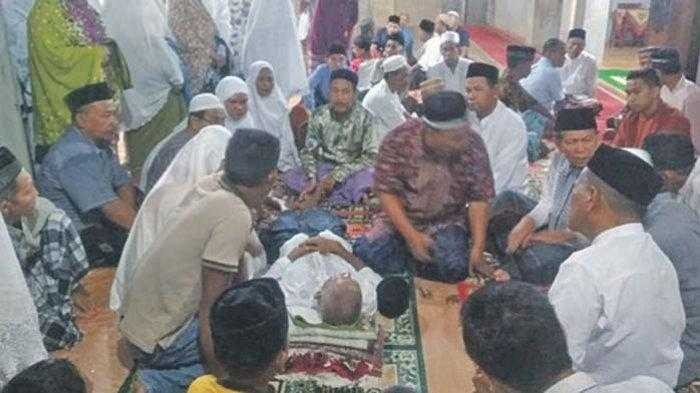 MasyaAllah Usai Adzan Subuh, Muadzin di Aceh ini Meninggal Dunia