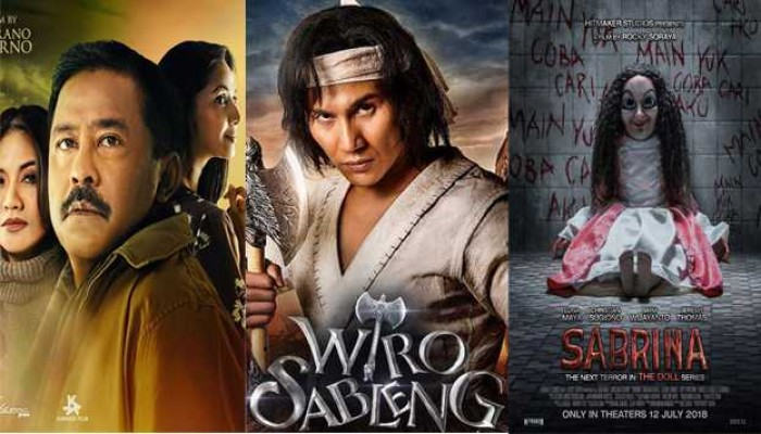 10 Film Indonesia 2018 Yang Wajib Anda Tonton Ulang !