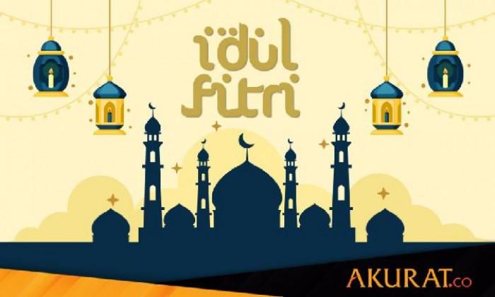Contoh Kata-Kata Ucapan Selamat Idul Fitri