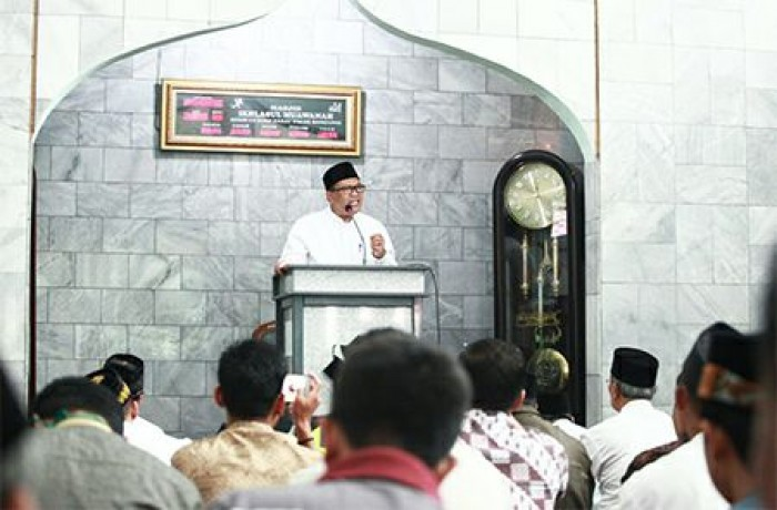 Khutbah Jumat Singkat Bahasa Jawa