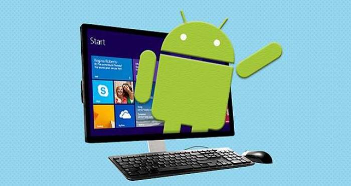 Cara Instal Android Di PC Langsung Tanpa Emulator