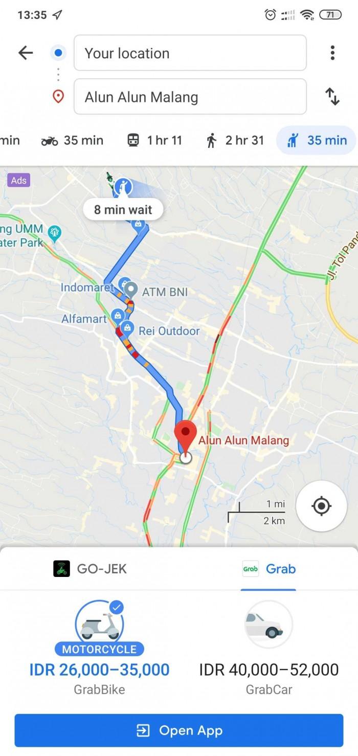 Cara Mudah Cek Tarif Gojek Per Kilometer Terbaru