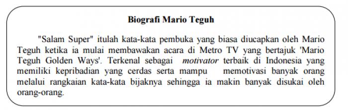 Prediksi dan Contoh Soal UNBK SMP 2020