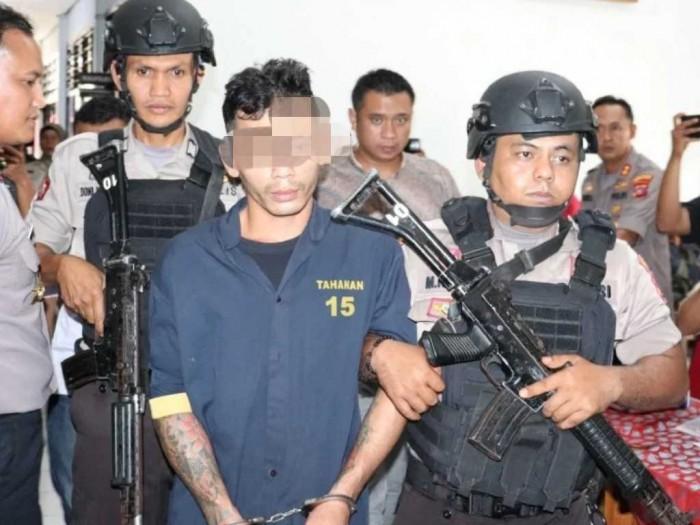 Ketahuan Selingkuh, Suami di Riau ini Aniaya Istri Dengan Tragis