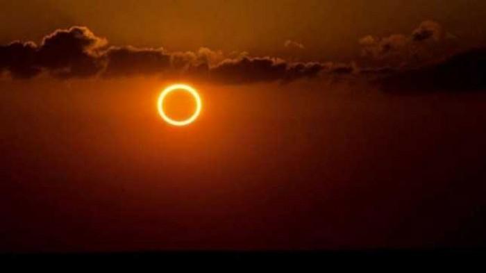 MasyaAllah, Ternyata Gerhana Matahari Cincin Juga Pernah Terjadi di Masa Rasulullah